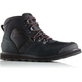 Sorel Madson Sport Hiker Shoes Herre black